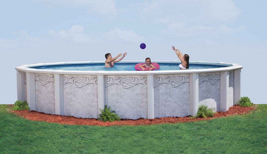 Above-Ground Pools in Oakland County, MI | Poolmart & Spa - saratoga