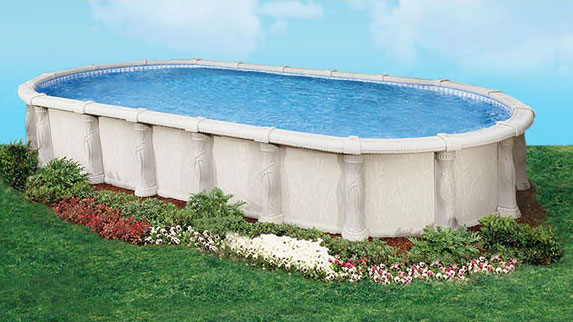 Above-Ground Pools in Oakland County, MI | Poolmart & Spa - tuscany