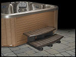 Spa Accessories - Poolmart & Spas - amore_stair